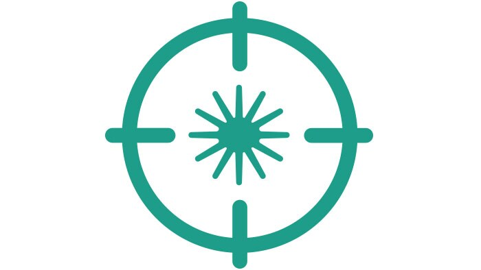 angulation icon green