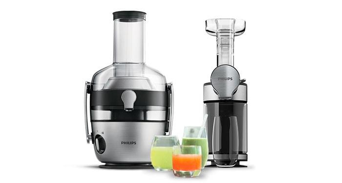 Slow Juicer Vs Smoothie : Hvorfor er det bra ? juice? Philips