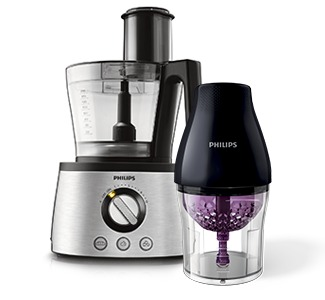 Les mer - Philips foodprocessors