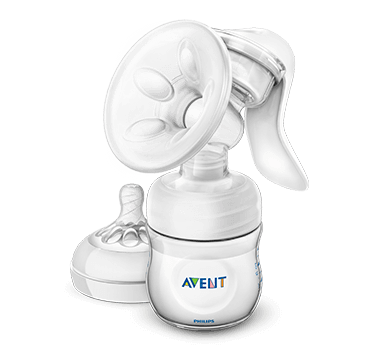 Philips AVENT manuell brystpumpe