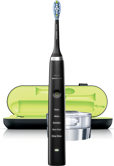 Philips Sonicare DiamondClean svart