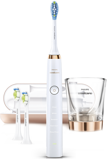 Philips Sonicare DiamondClean Rosegull