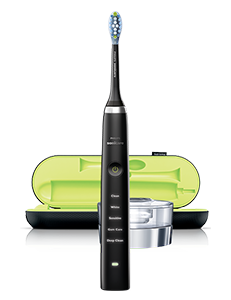 Philips Sonicare DiamondClean med laddningsbas