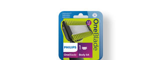 OneBlade accessories tab