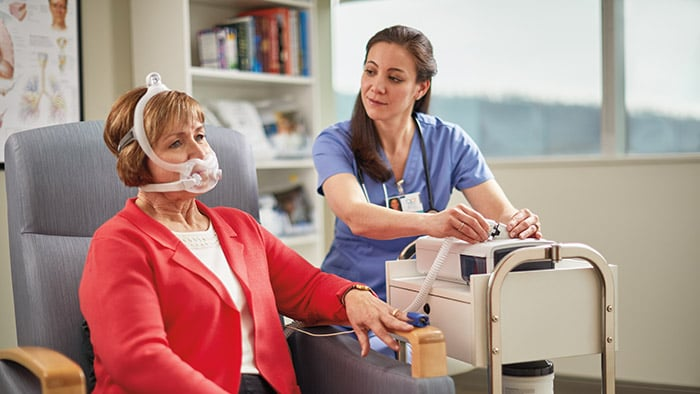 Philips expands its home care portfolio for COPD patients with first-of-its-kind non-invasive ventilator